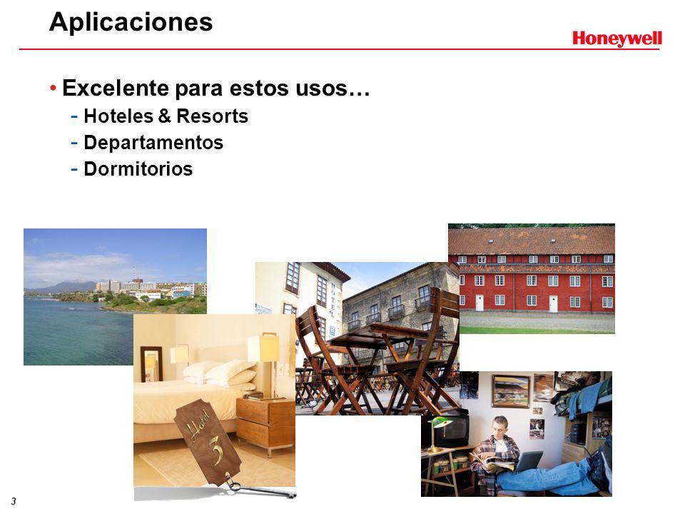 3 Excelente para estos usos… - Hoteles & Resorts - Departamentos - Dormitorios Aplicaciones