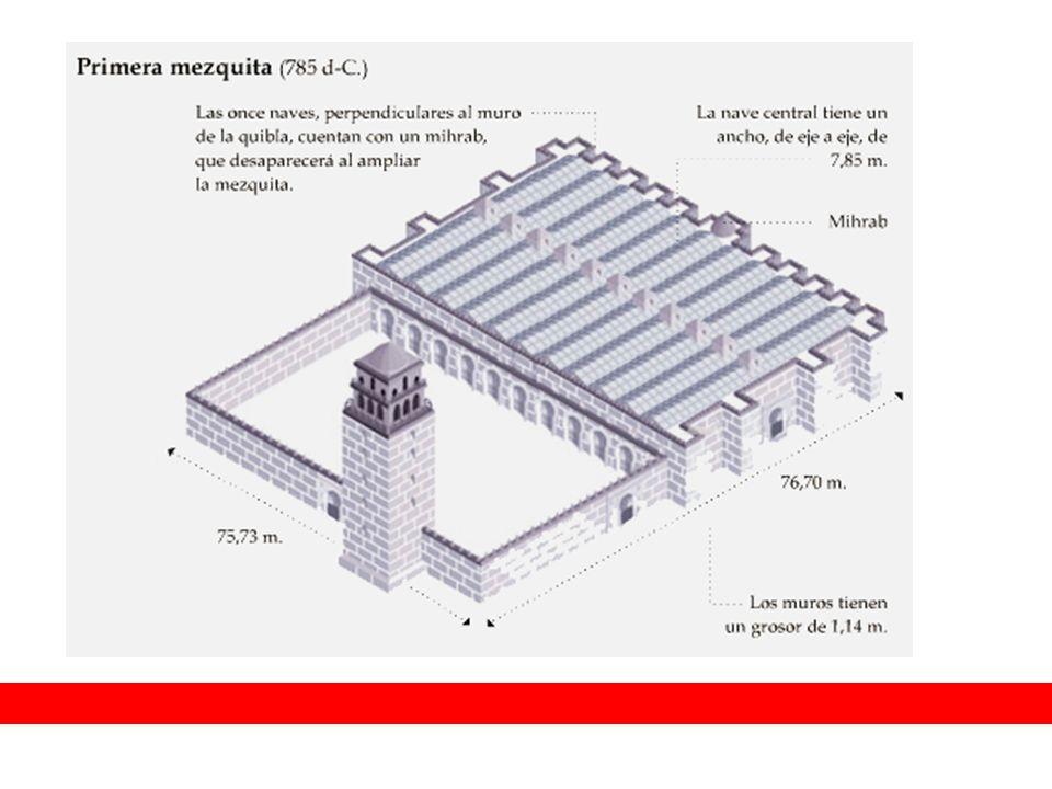 Techumbre interior de madera y filas de tejados a dos aguas en el exterior.