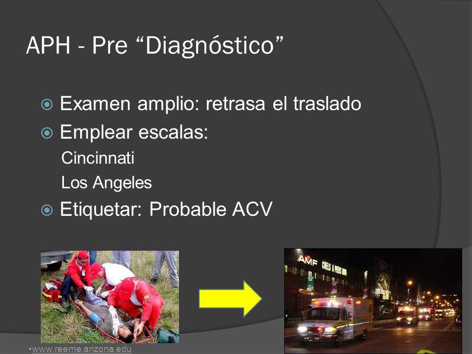 ESTUDIOS DIAGNOSTICOS DE EMERGENCIA TAC CEREBRAL Confirmar el Dx.
