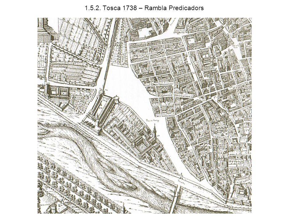 1.5.2. Tosca 1738 – Rambla Predicadors