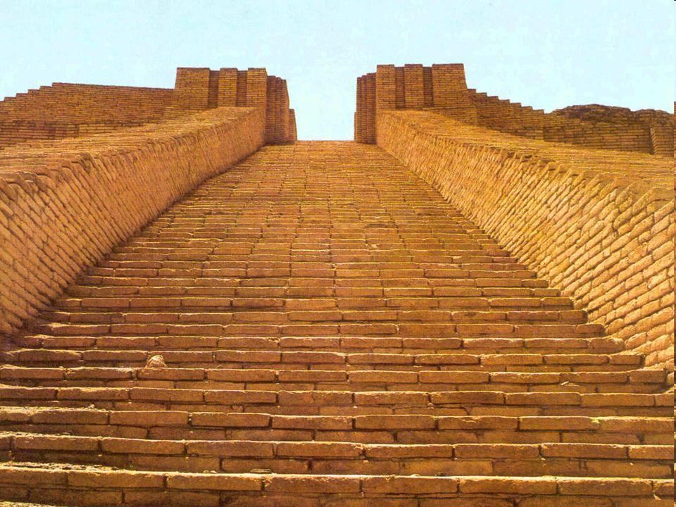 Nabucodonosor II (rey babilónico del 600 a.c.) Gran constructor recordado por los famosos Jardines colgantes de Babilonia y la Torre de Babel.