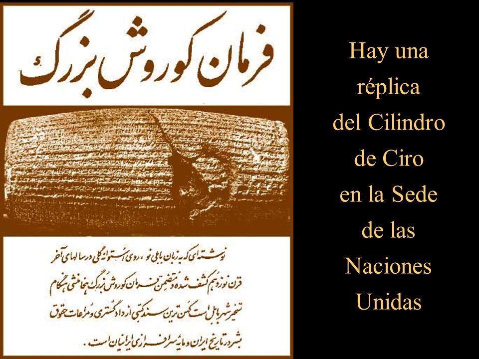¿Qué dice en concreto el DeuteroIsaías acerca de Ciro?