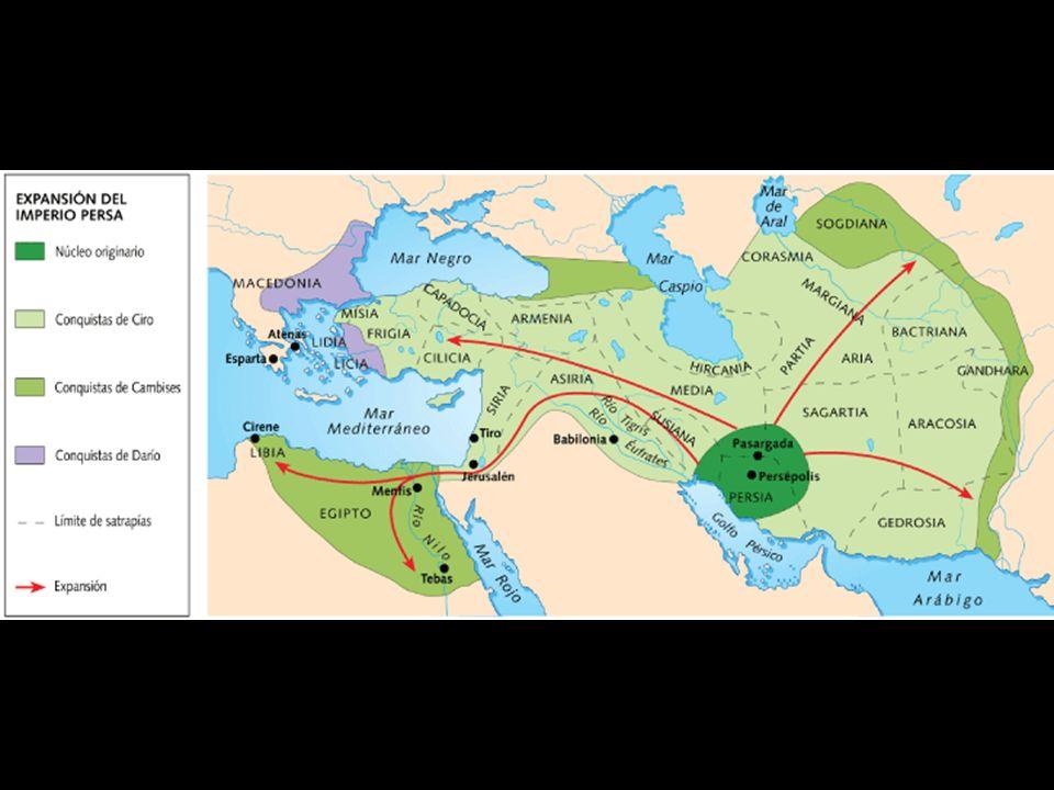 El así llamado DeuteroIsaías habría desarrollado su actividad en las postrimerías del destierro babilónico…