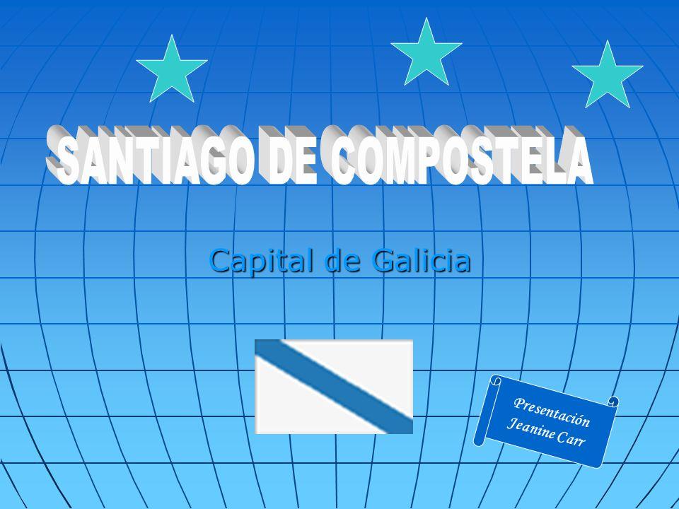 Capital de Galicia Presentación Jeanine Carr