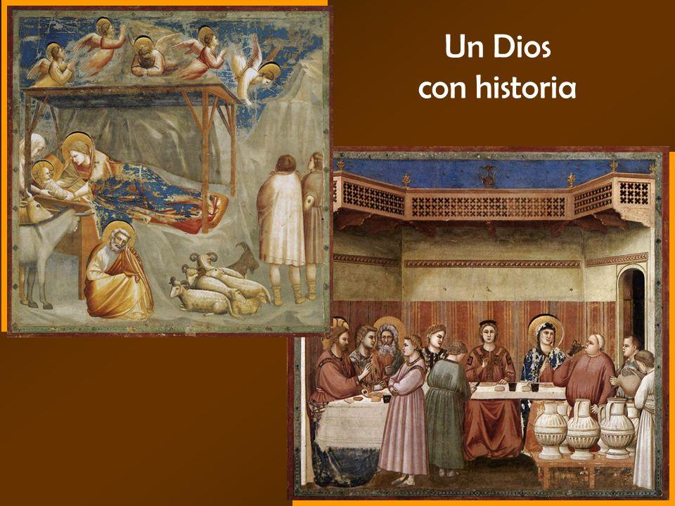 Un Dios con historia