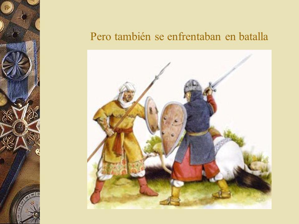 Por más de siete siglos los musulmanes y cristianos convivieron: a veces colaboraban....