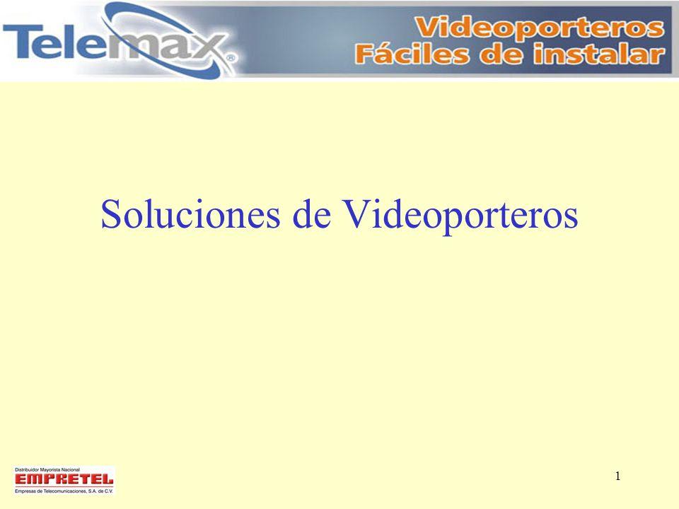 Soluciones de Videoporteros 1