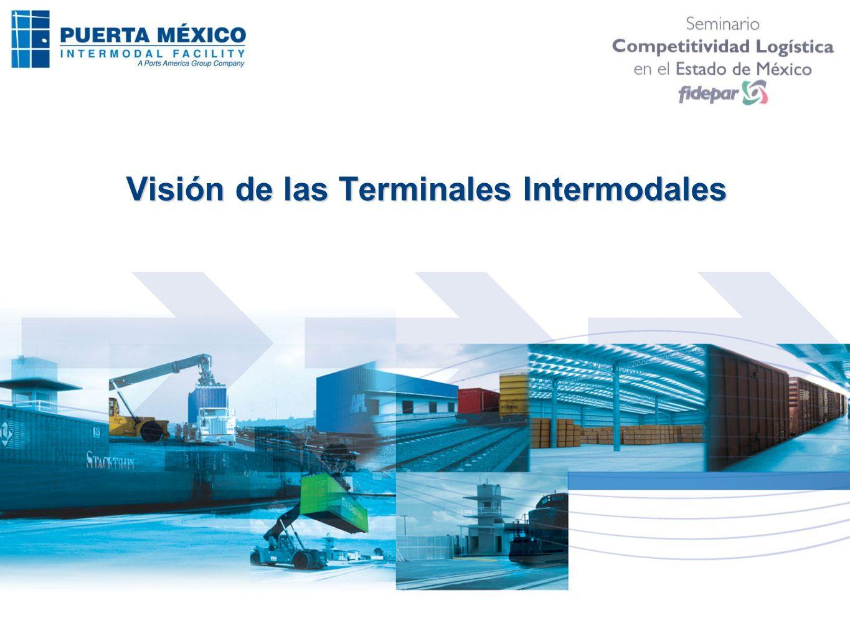 El desarrollo y operación de Terminales Interiores de Carga fue el primer paso en la apertura a la inversión privada en el sector ferroviario.