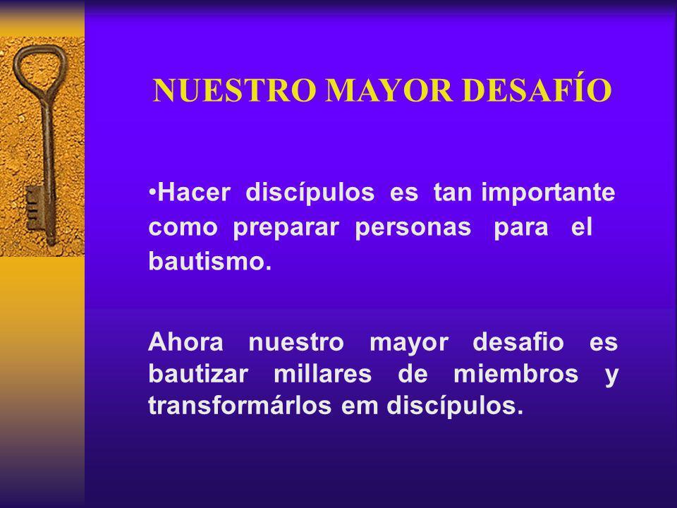 La condición del mundo causa impacto em el miembro, El testimonio del discípulo, provoca impacto en el mundo