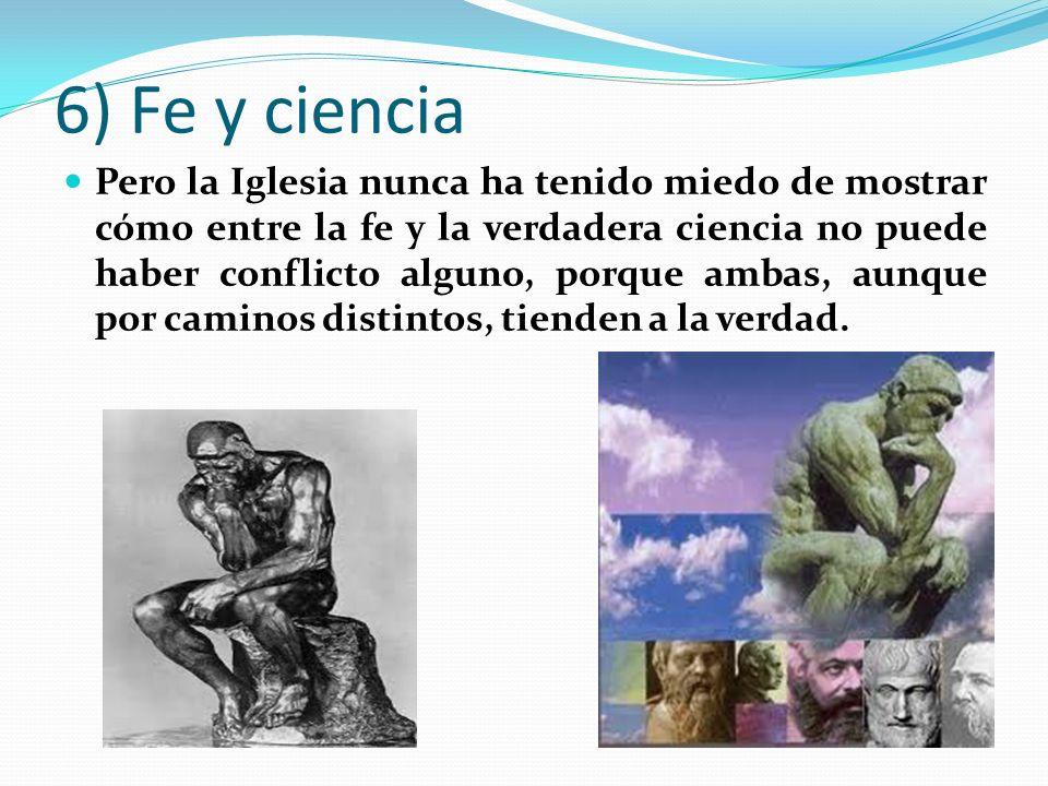 7) Historia de la Iglesia.