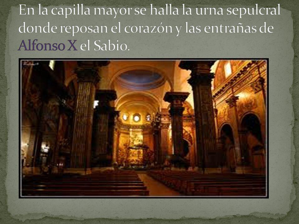 En tiempos del obispo Pedro de Peñaranda(1337-1352) se edificó el nuevo claustro gótico de la Catedral, siendo por tanto la parte más antigua del complejo arquitectónico actual, cuyos restos son hoy visitables en el Museo Catedralicio.