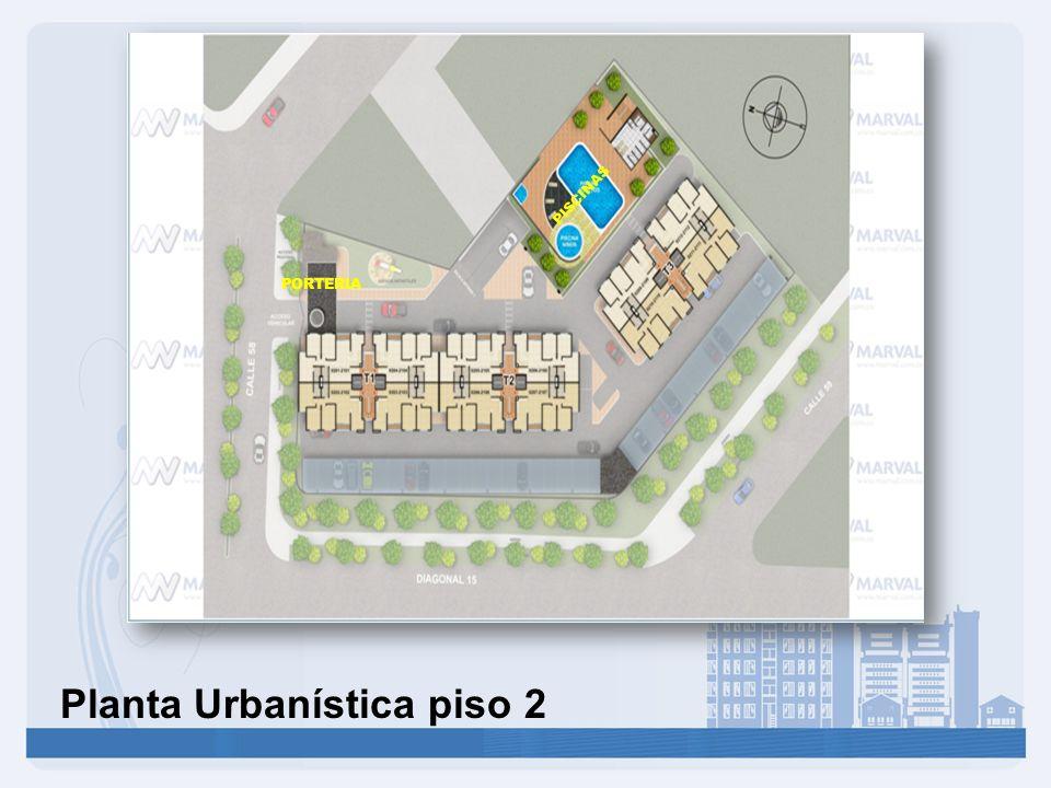 Plano Apartamento Tipo 01: Área 79.43 m2
