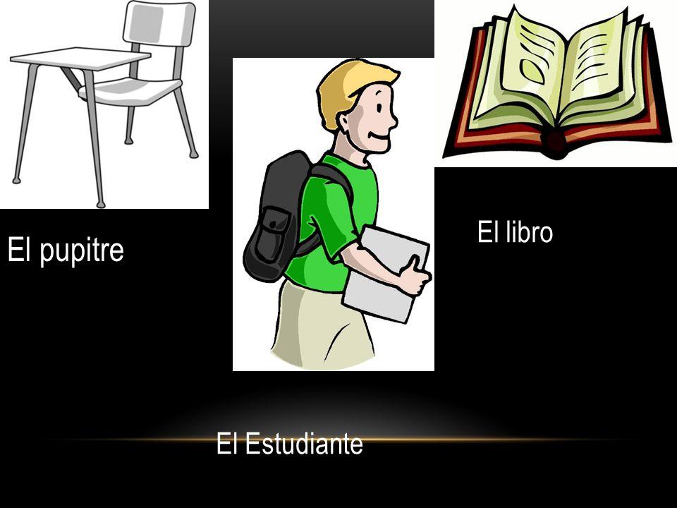 El pupitre El Estudiante El libro