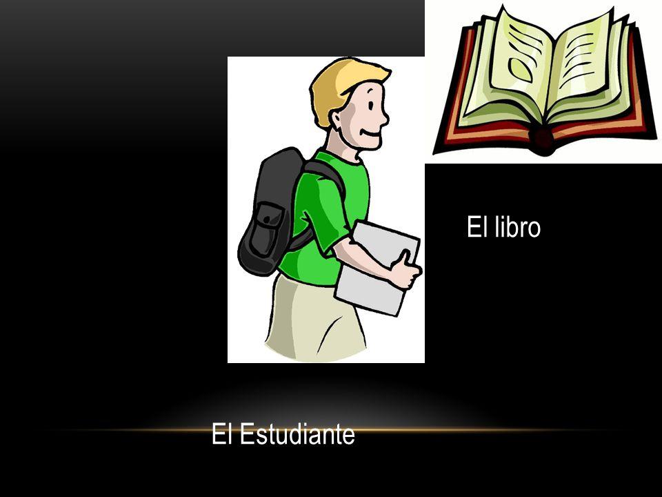 El Estudiante El libro