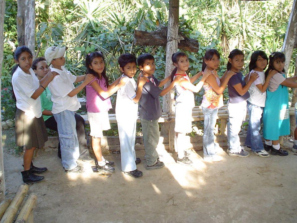 EL ACCESO A UNA EDUCACIÓN DE CALIDAD ES LA CLAVE DE LA INTEGRACIÓN SOCIAL Y DE LA IDENTIDAD CIUDADANA (Gordon Porter, Managua, Nicaragua 1997)