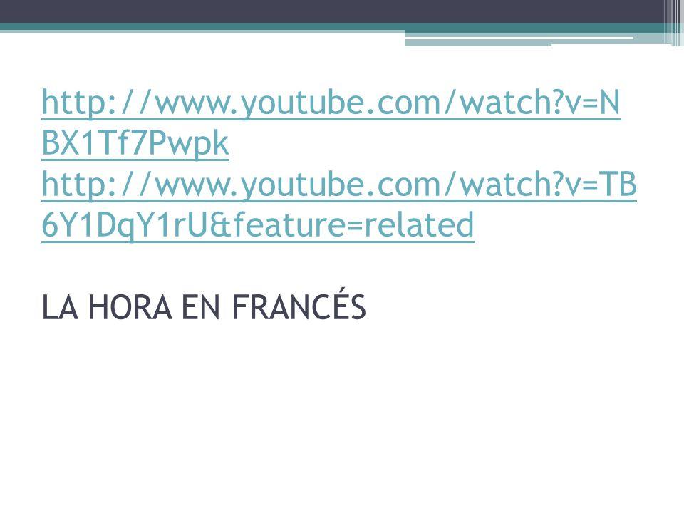 http://www.youtube.com/watch?v=N BX1Tf7Pwpk http://www.youtube.com/watch?v=TB 6Y1DqY1rU&feature=related http://www.youtube.com/watch?v=N BX1Tf7Pwpk ht
