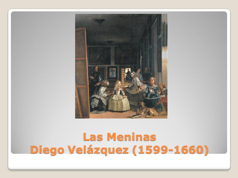 Las Meninas Diego Velázquez (1599-1660)