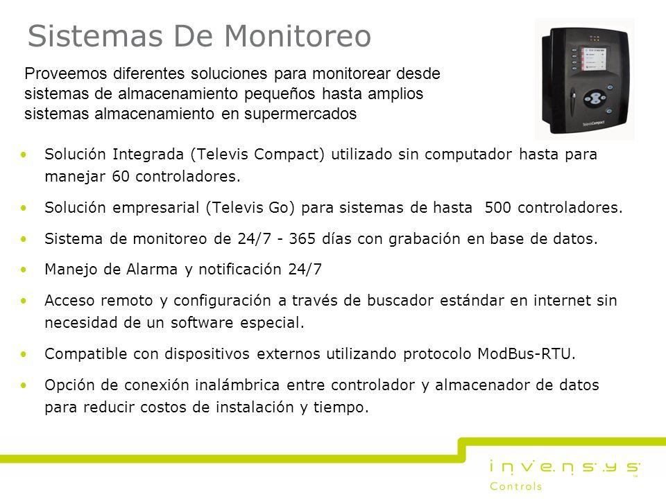 Sistemas De Monitoreo Proveemos diferentes soluciones para monitorear desde sistemas de almacenamiento pequeños hasta amplios sistemas almacenamiento