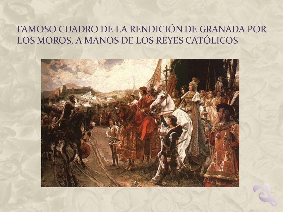 EL ROMANCE DEL REY MORO QUE PERDIÓ ALHAMA: trata menos la pérdida de Alhama que la entonces inevitable: … pérdida de Granada.
