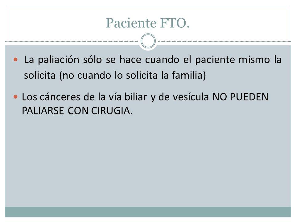 Paciente FTO.