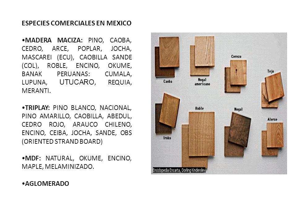 Madera maciza vs derivados Otra de las clasificaciones de la madera de carpintería diferencia entre maderas macizas, que provienen de la madera natural, y derivados, sometidos a un proceso industrial donde se emplea celulosa, serrines y cola.maderas macizas Las maderas macizas se obtienen del tronco.