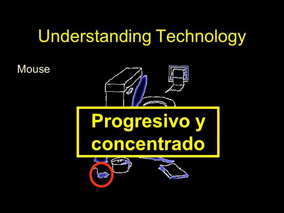 Understanding Technology Mouse Progresivo y concentrado