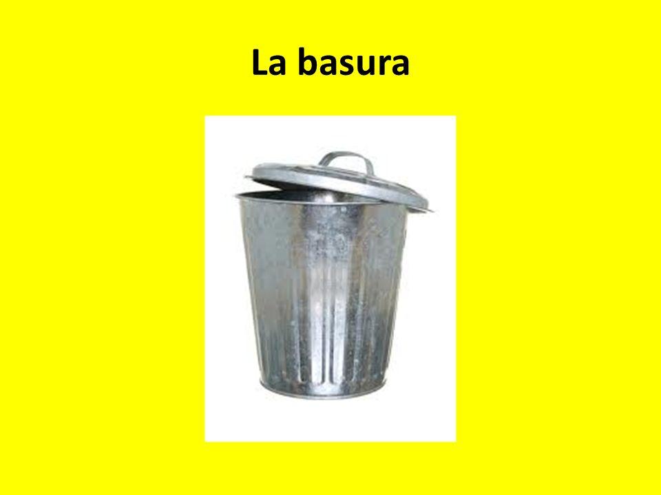 La basura