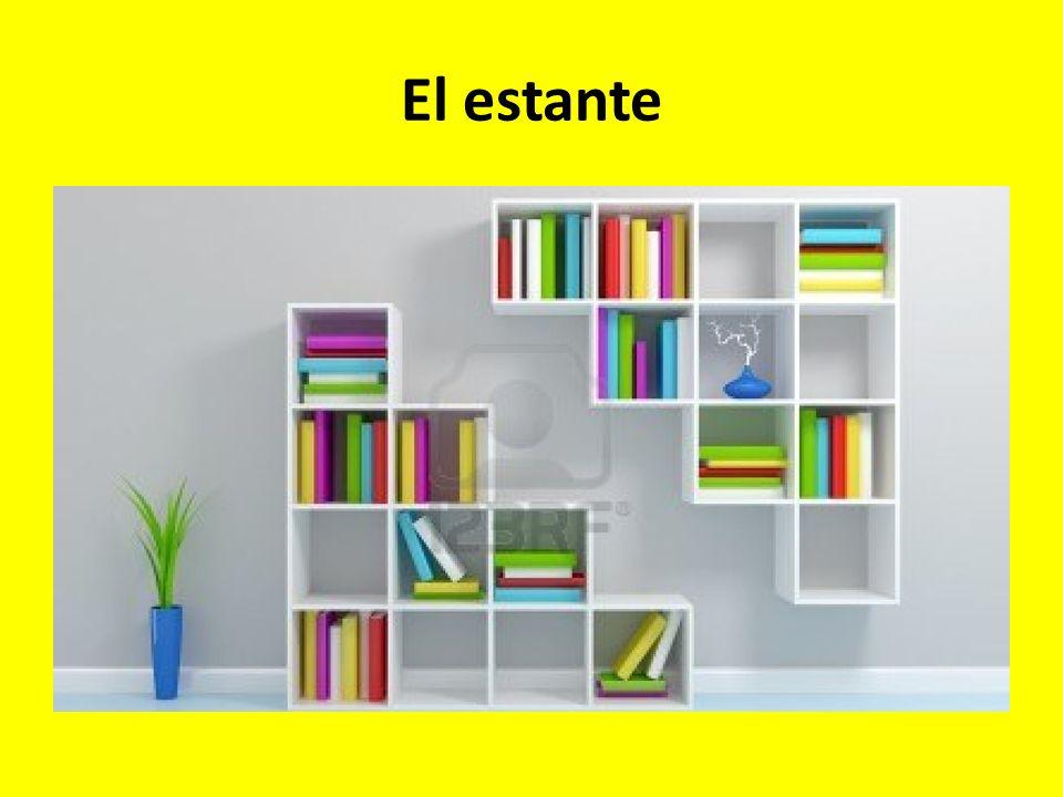 El estante