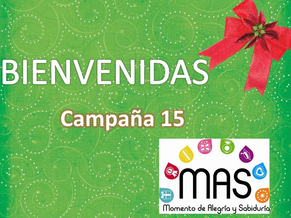 BIENVENIDAS NUEVAS FULLERETTES Campaña 15