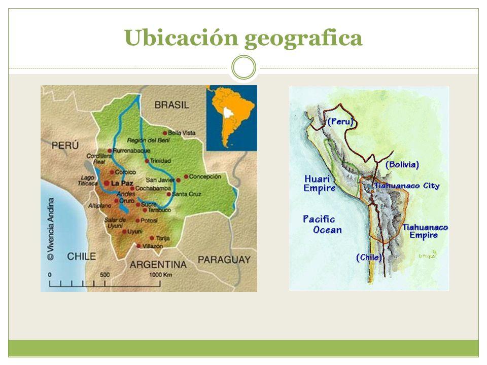 Ubicación geografica
