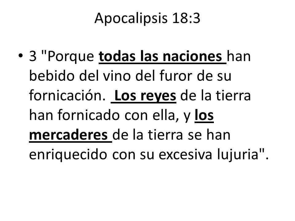 Apocalipsis 18:3 3