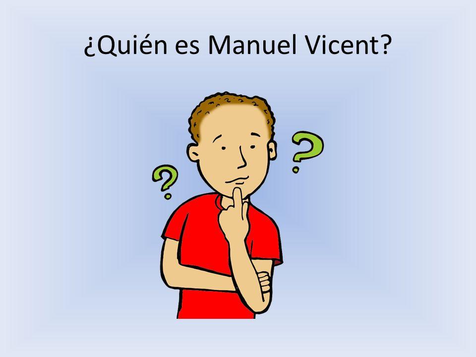 ¿Quién es Manuel Vicent?