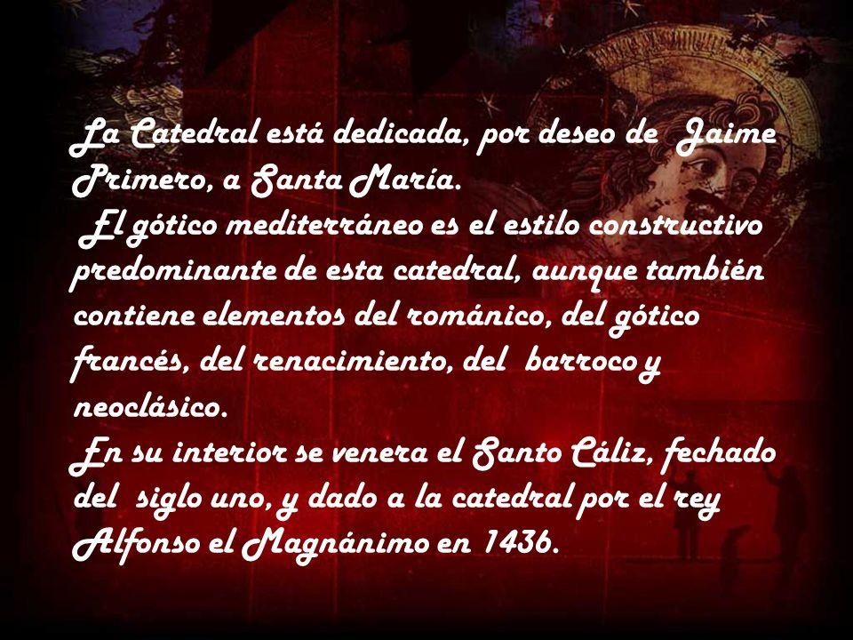 Girola ( la parte más antigua de la catedral)