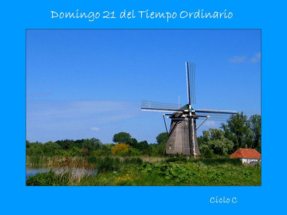 Domingo 21 del Tiempo Ordinario Ciclo C