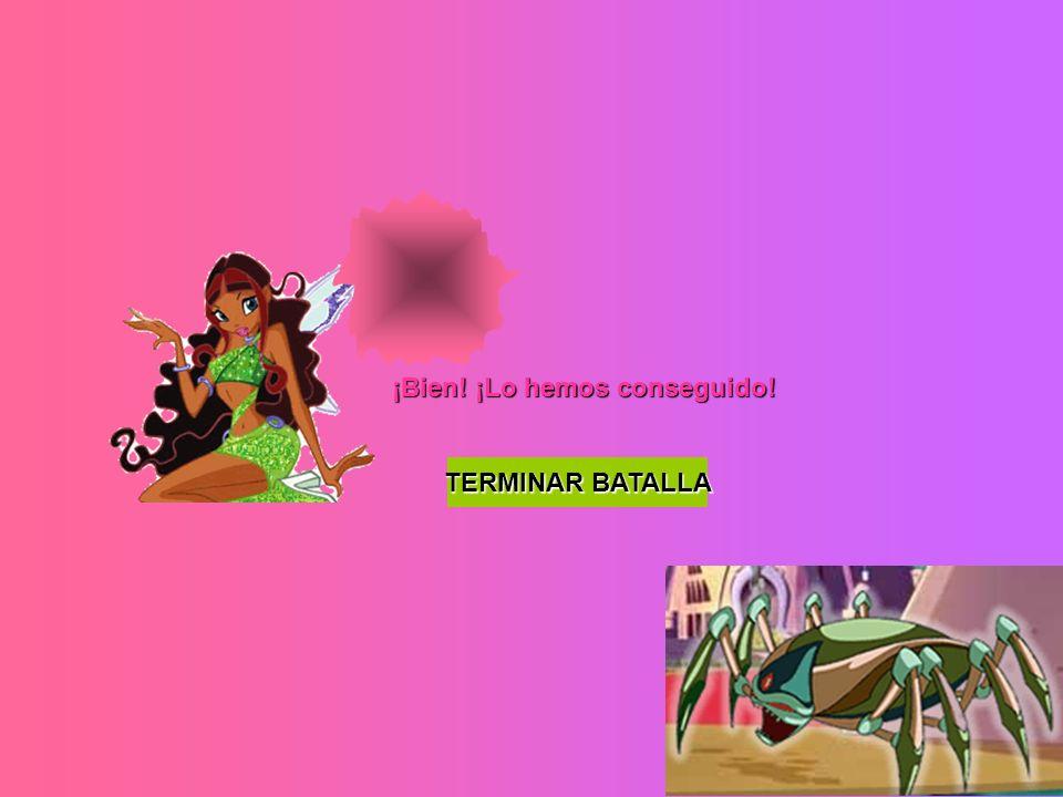 TERMINAR BATALLA TERMINAR BATALLA