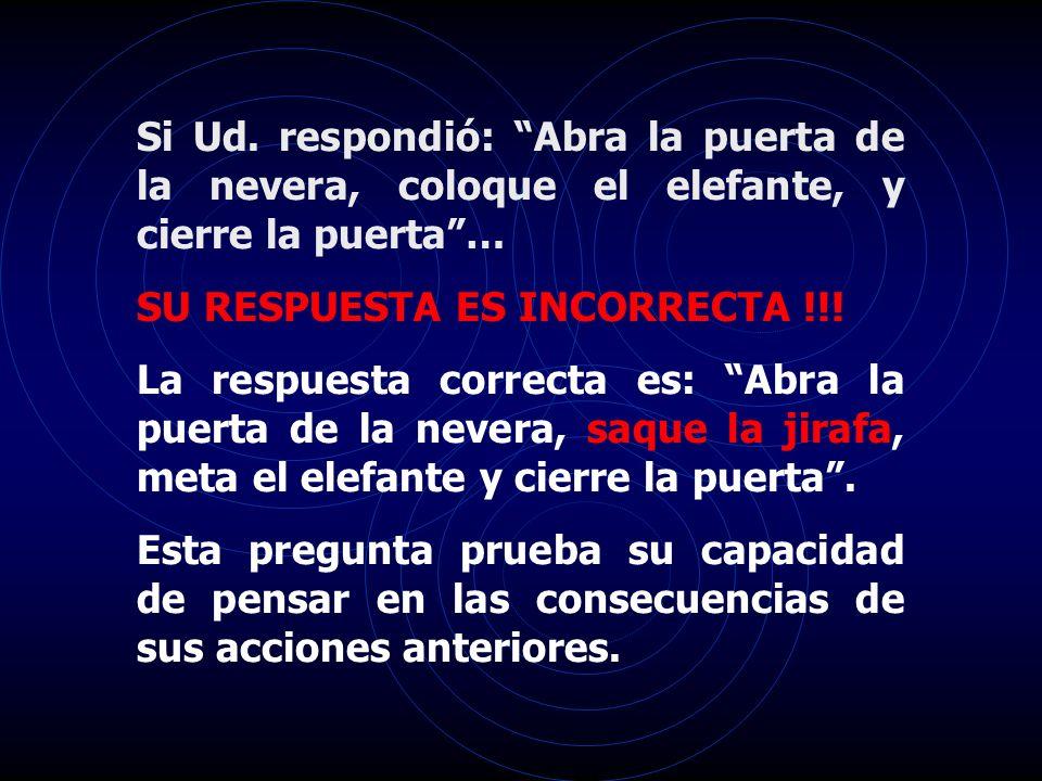 PREGUNTA 3: EL REY LEON ESTÁ ORGANIZANDO UNA CONFERENCIA ANIMAL EN LA SELVA.