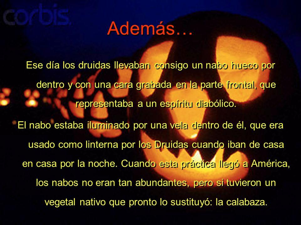 Una Fecha Muy Importante Es un dato conocido que el 31 de octubre es la fecha más importante del calendario satanista.