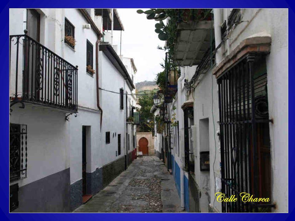 Calle Charca