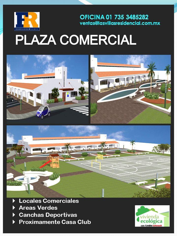 Locales Comerciales Areas Verdes Canchas Deportivas Proximamente Casa Club