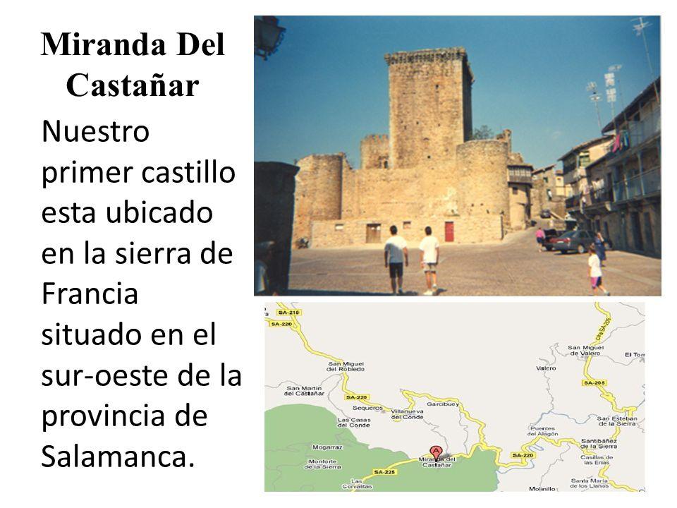 CASTILLOS DE ESPAÑA Realización : Santi y Raymond