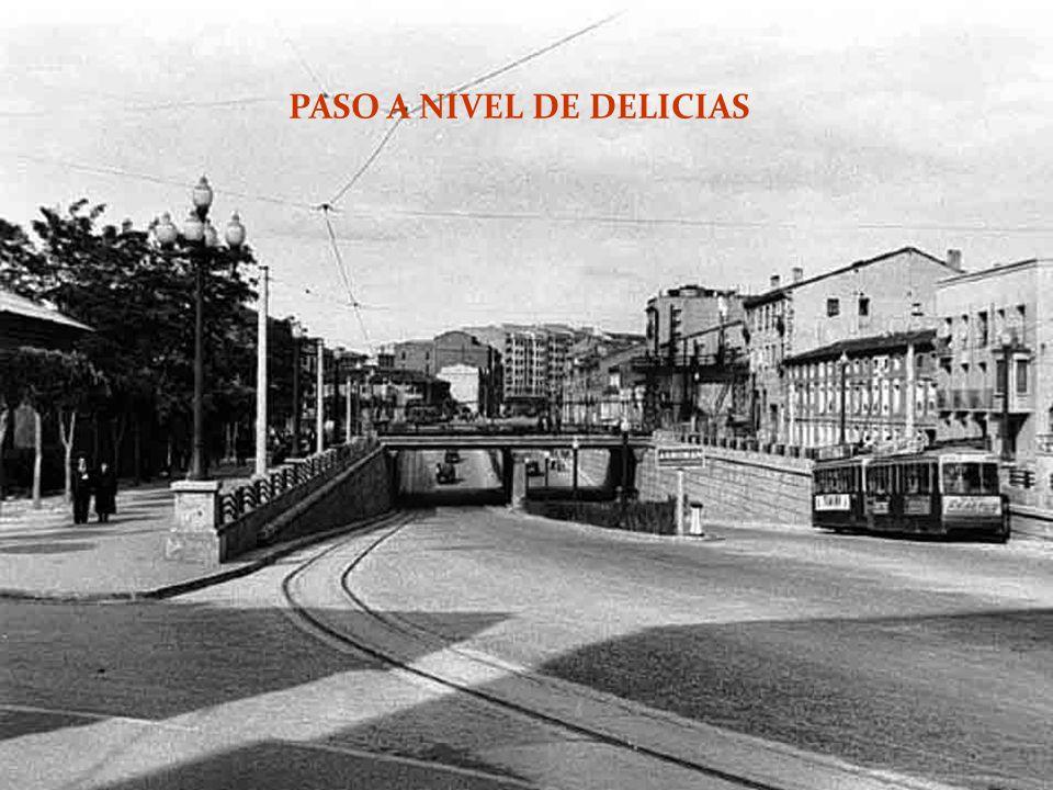 PASEO DE SAGASTA