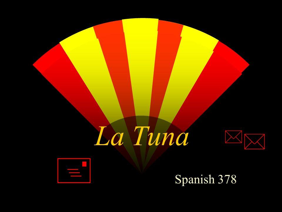 Incluso pueden estar formadas por mujeres La tuna Perú España Colombia