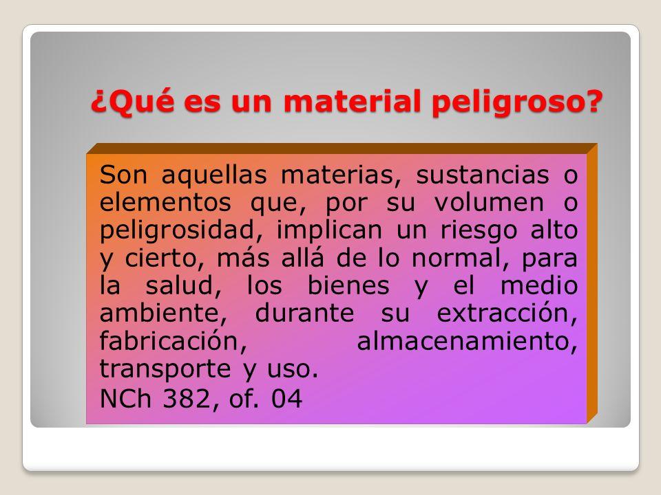 ¿PORQUE? 1994, Provincia de Arauco, VIII Región, Chile. Explosión en cadena de productos químicos en Celulosa Arauco. 1995, San Bernardo, Región Metro