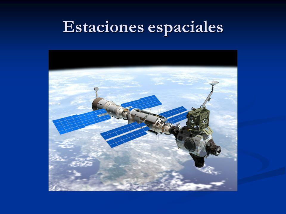 Estaciones espaciales