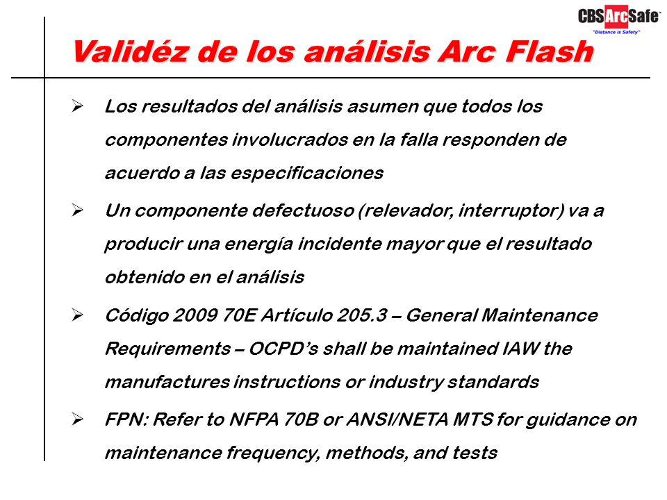 MitigaciónMitigación Dos conceptos básicos para mitigación: -Reducir la duración (Amp/Ciclo) de la falla -Aumentar la distancia entre el trabajador y
