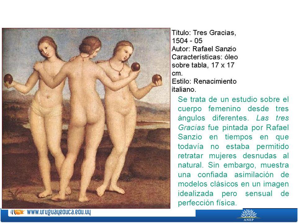 Lo femenino y lo masculino en la pintura universal