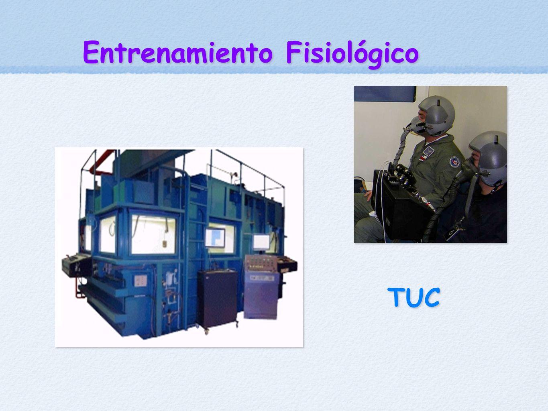 Entrenamiento Fisiológico TUC