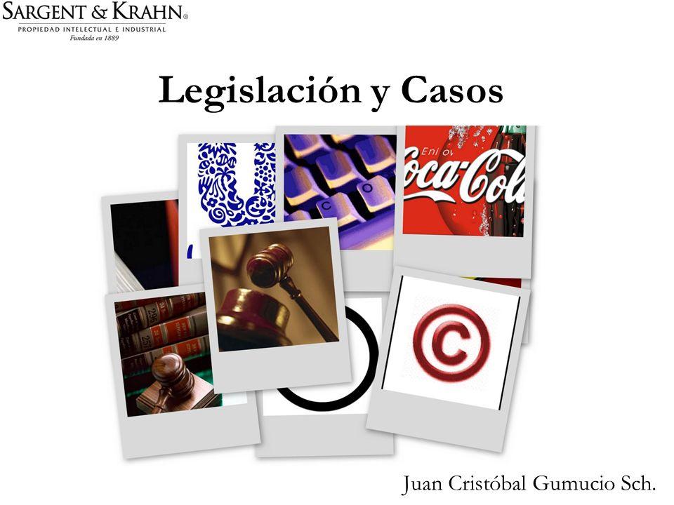 Legislación y Casos Juan Cristóbal Gumucio Sch.