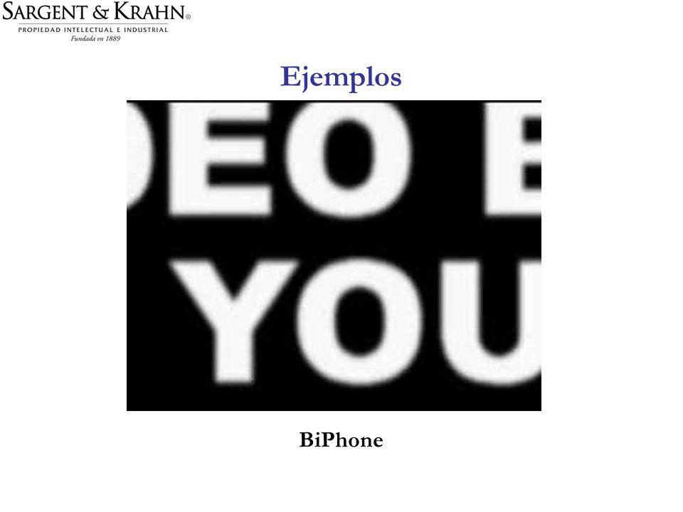Ejemplos BiPhone
