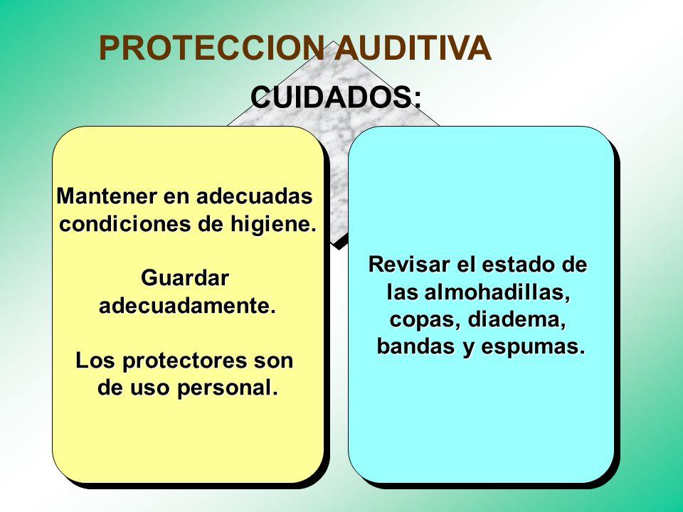PROTECCION AUDITIVA CARACTERISTICAS: Tipo Tapón: (MAX Earplugs) Atenuación 33 dB. Bajas frecuencias. Tipo Tapón: (EAR Classic Earplugs) Atenuación 29